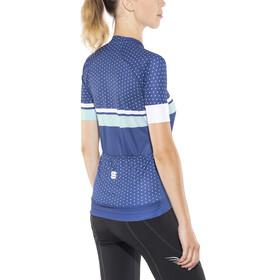 Sportful Diva Bike Jersey Shortsleeve Women blue/turquoise